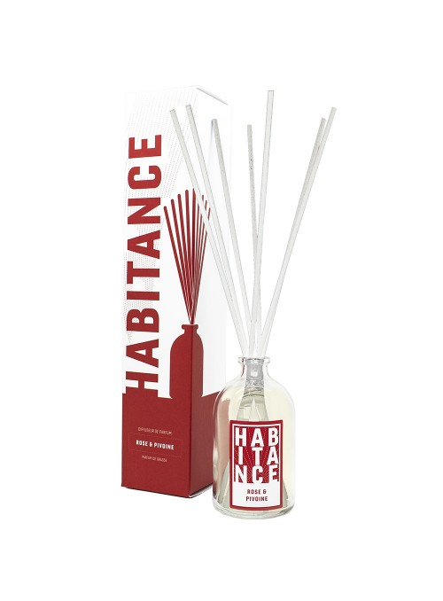Reed Diffuser Rose, Peony